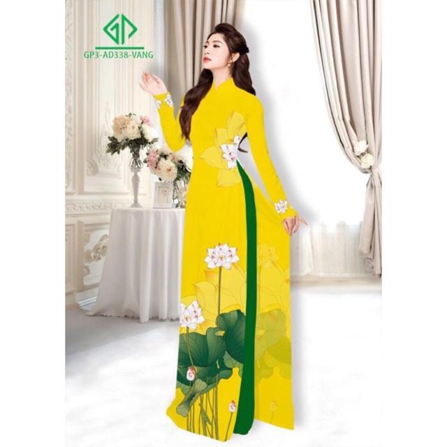 Vải áo dài hoa sen - 2985547 , 1307884796 , 322_1307884796 , 220000 , Vai-ao-dai-hoa-sen-322_1307884796 , shopee.vn , Vải áo dài hoa sen
