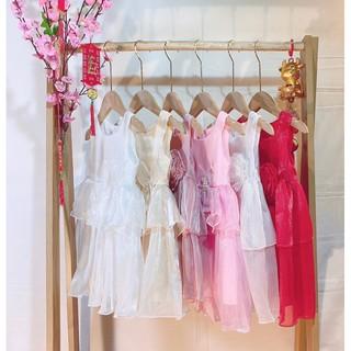 Váy công chúa cho bé gái, Váy công chúa 2 tầng, Đầm công chúa cho bé gái