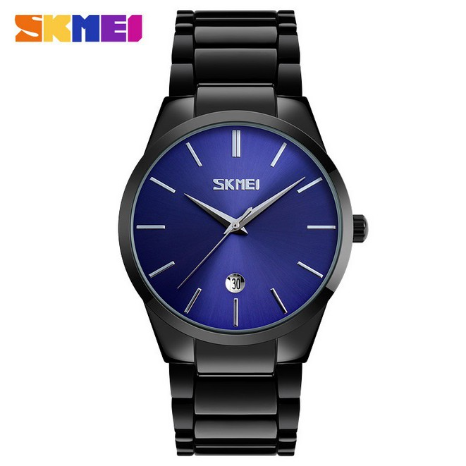 Đồng hồ nam dây thép đặc không gỉ Skmei 9140 (4 màu)