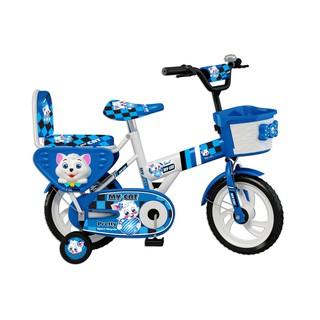 [Đồ chơi an toàn] Xe đạp 12 inch K87 – M1609-X2B [Hàng VN chất lượng cao]