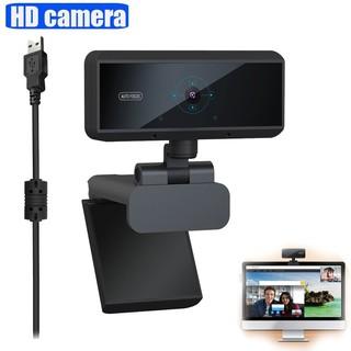 Webcam 5 Million Pixels Auto Focus Webcam Hd 1080p / 480p 100 Độ Cho Máy Tính / Laptop