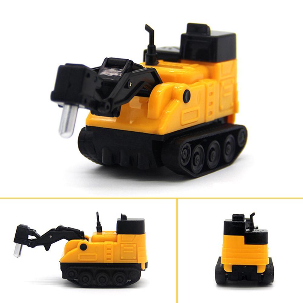 New Magic Follow Any Drawn Line Pen Inductive Toy Car/Truck/Bus/Tank Model Kids