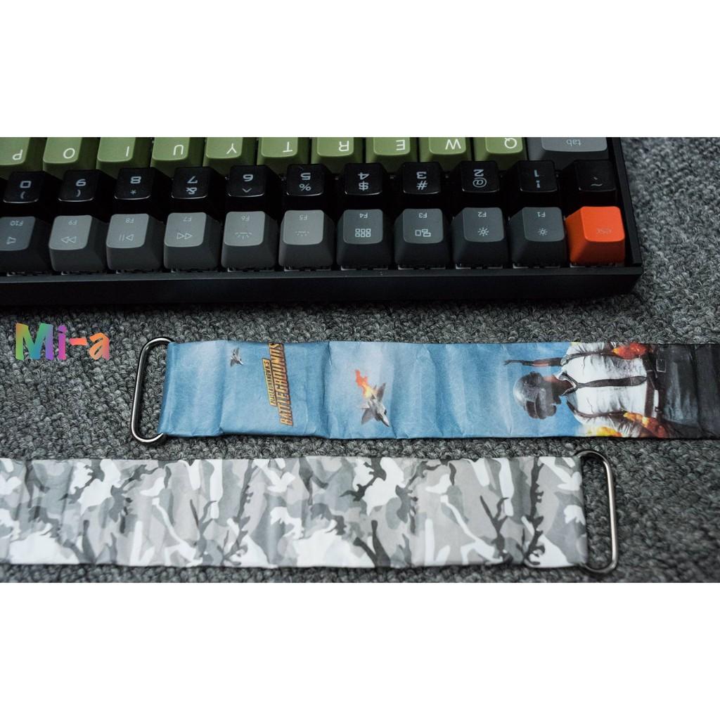 Đồng hồ điện tử làm từ giấy chống nước bảo vệ môi trường_Ngẫu Nhiên