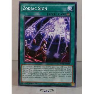 THẺ BÀI YUGIOH US – Zodiac Sign