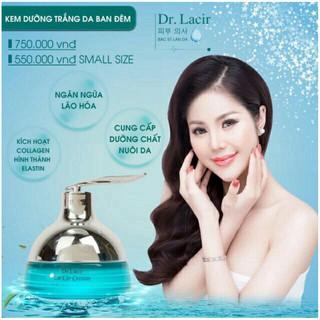(mẫu mới) Kem dưỡng da ban đêm cao cấp lamer care – Dr.Lacir