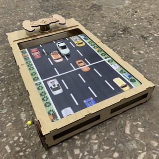Bộ đồ chơi đường đua siêu tốc BẰNG Gỗ