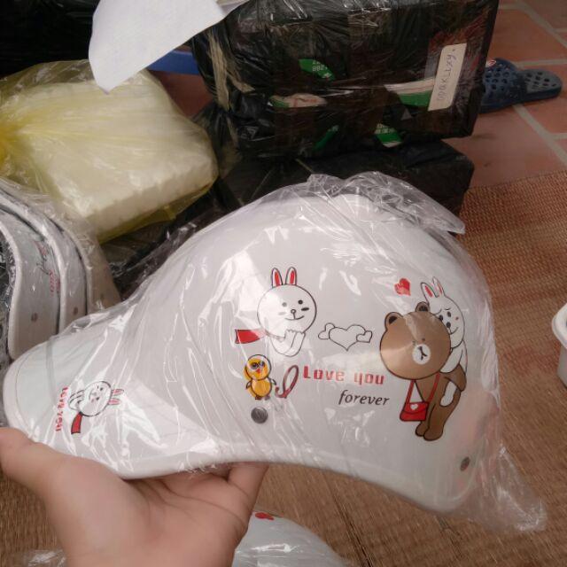 Combo 7 mũ bảo hiểm thời trang và 1 mũ bảo hiểm kính vespa đẹp - 3034325 , 1101495279 , 322_1101495279 , 240000 , Combo-7-mu-bao-hiem-thoi-trang-va-1-mu-bao-hiem-kinh-vespa-dep-322_1101495279 , shopee.vn , Combo 7 mũ bảo hiểm thời trang và 1 mũ bảo hiểm kính vespa đẹp