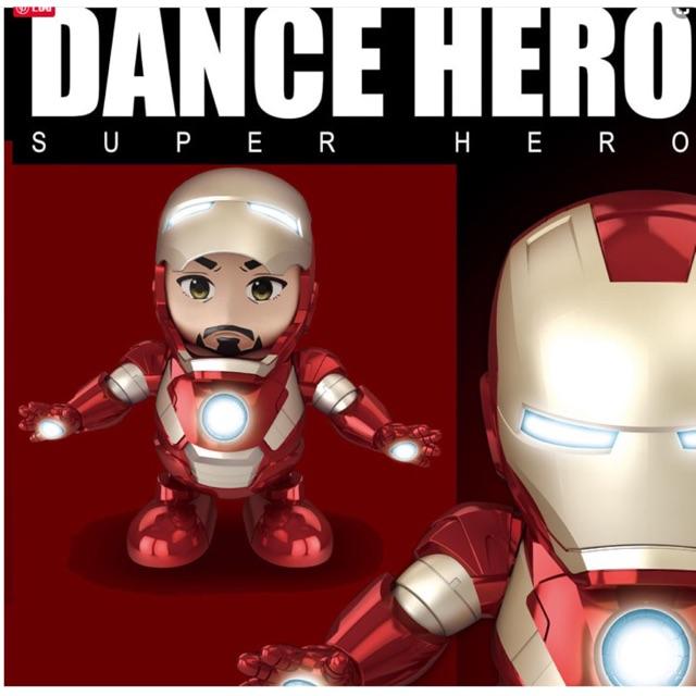 Rotbot Nhảy Có Nhạc Dance Hero
