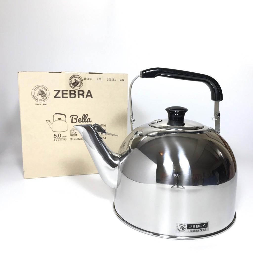 Ấm đun nước inox 304 Zebra Bella 5L-113533
