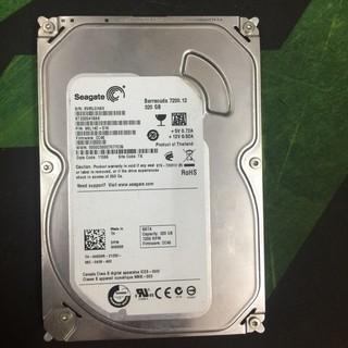 Ổ cứng HDD 320 cũ tháo máy còn dùng tốt