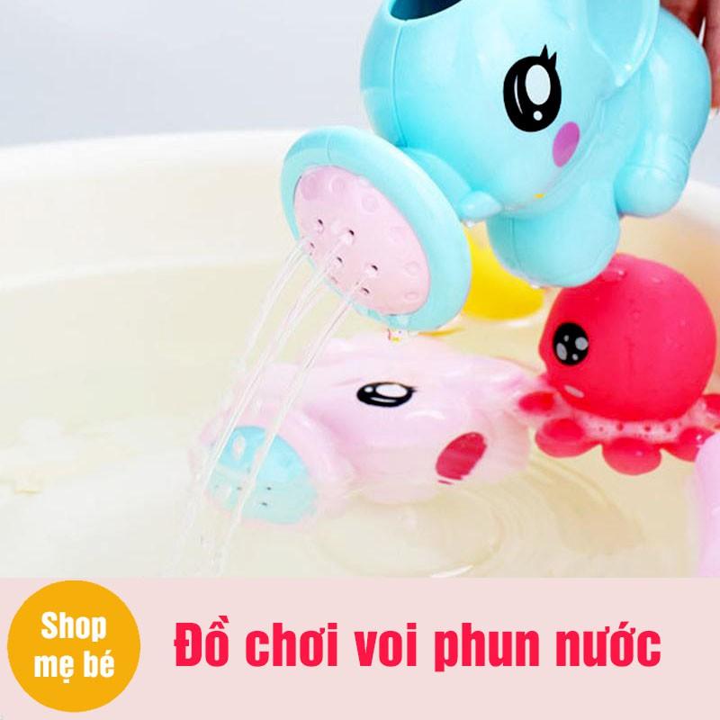 Đồ chơi voi phun nước nhà tắm