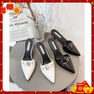 Guốc cao gót thời trang cao 7cm trend mã BB_G23 thumbnail