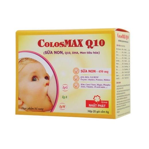 ColosMax Q10 bổ sung vi chất dinh dưỡng cho trẻ nhỏ - 2539344 , 71146388 , 322_71146388 , 175000 , ColosMax-Q10-bo-sung-vi-chat-dinh-duong-cho-tre-nho-322_71146388 , shopee.vn , ColosMax Q10 bổ sung vi chất dinh dưỡng cho trẻ nhỏ