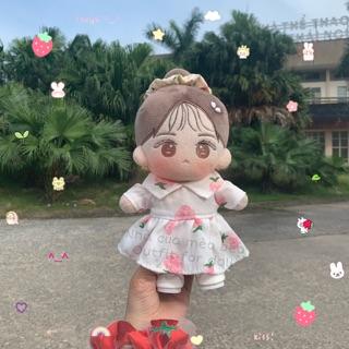 (Ord) Outfit doll. Váy dâu