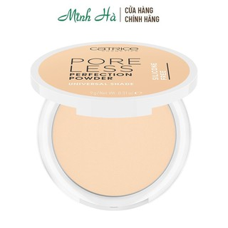 Phấn phủ dạng nén Catrice Pore Less Perfection Powder Universal Shade thumbnail