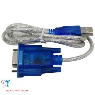 CÁP CHUYỂN USB SANG RS232 CỔNG COM CÁI 9 CHÂN HL340