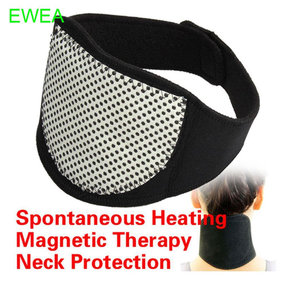 Spontaneous Therapy Magnetic Heating Protection Neck