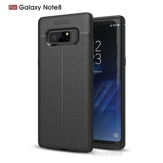 Ốp Lưng SAMSUNG S9 S9+ S8 S8+ S7 S7 Edge S6 S6 Edge Note 5 Note 8 Note 9 Auto Focus Giả Da
