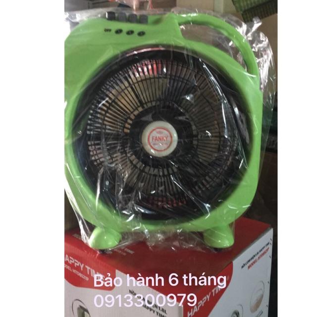 Quạt Tản Hộp Fanky Giá Rẻ B300-B400( Bảo Hành 6 Tháng)