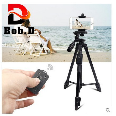 Professionalt Bluetooth Self-timer Tripod Quality Triangle Bracket For Camera Micro Single SLR