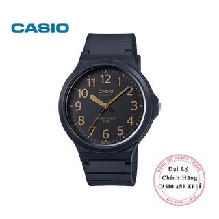 Đồng hồ Nam Casio MW-240-1B2VDF dây nhựa