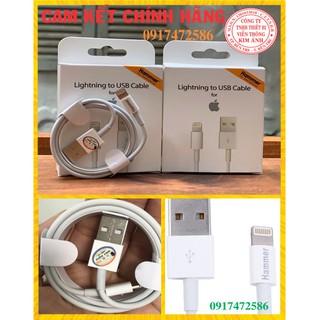 CÁP IPHONE 7-X-XS HIỆU HAMMER ZIN LOẠI 6IC -BOX thumbnail