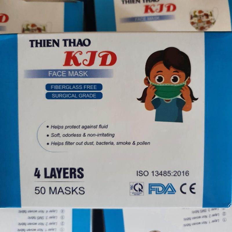 Hộp 50 cái KT y tế em bé giá cực rẻ