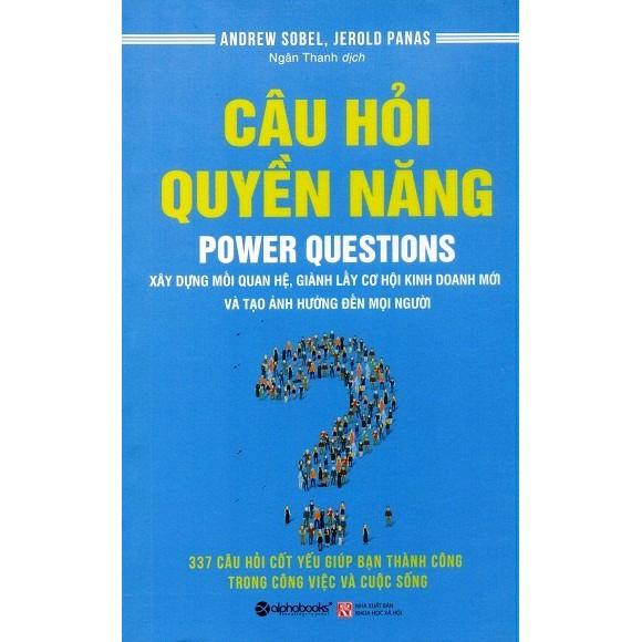sách Câu hỏi quyền năng