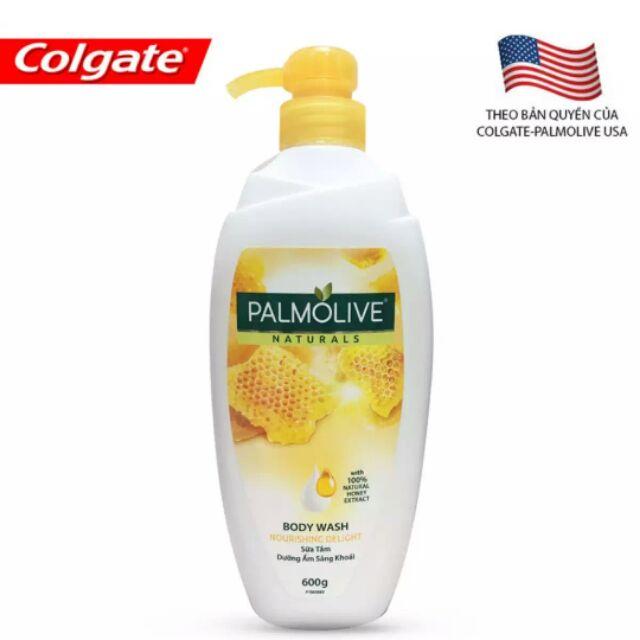 Sữa tắm Palmolive 600g Honey - 3280265 , 1059543082 , 322_1059543082 , 99000 , Sua-tam-Palmolive-600g-Honey-322_1059543082 , shopee.vn , Sữa tắm Palmolive 600g Honey