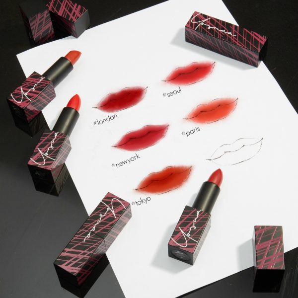Son thỏi lì Yosuaa matte lipstick
