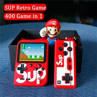 Máy chơi game cầm tay tích hợp 400 trò chơi nintendo switch thumbnail