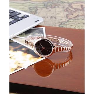Đồng hồ thời trang nữ Jeams& Hazel mạ tĩnh điện siêu đẹp