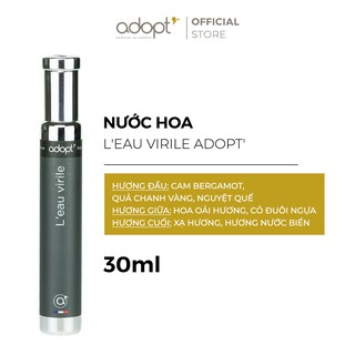 Nước Hoa L eau Virile Adopt For Men EDP 30ml thumbnail