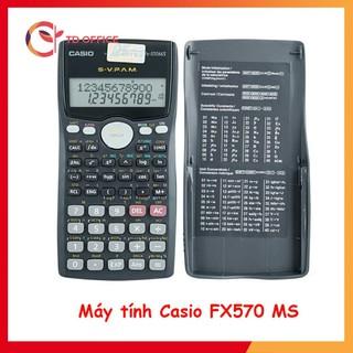 [Có sẵn] (lỗi 1 đổi 1) Máy tính Casio học sinh FX570 MS - Máy tính học sinh cầm tay