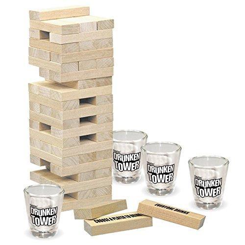 Rút gỗ uống rượu - DRUNKEN TOWER