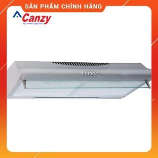 [Mã ELMSBC giảm 8% đơn 300k] Máy hút khói khử mùi bếp 7 tấc inox CANZY CZ-2070i - Hàng chính hãng - BH 2 năm