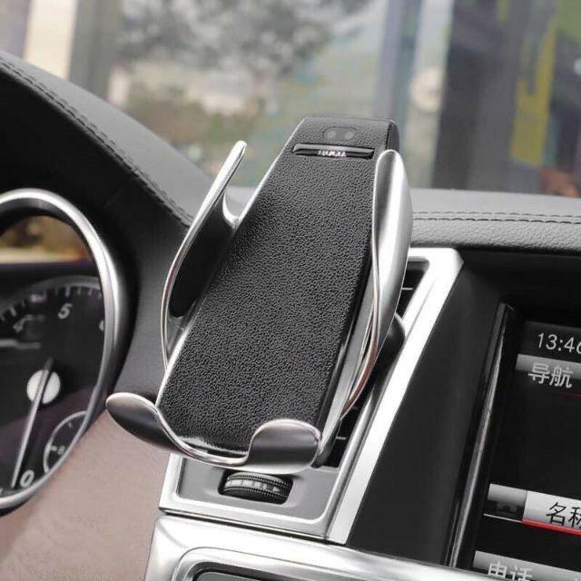 Giá Đỡ Kiêm Sạc Nhanh Không Dây Trên ô tô Smart Sensor S5-Dc3567