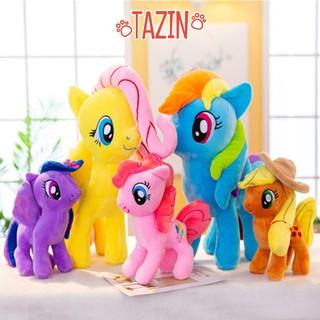 Gấu Bông Ngựa Pony - Thú Nhồi Bông Ngựa Pony Cao Cấp Tazin thumbnail