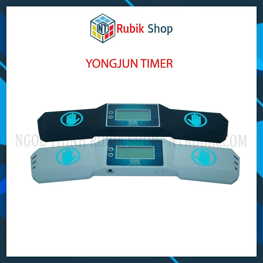 [Phụ kiện Rubik] Thiết bị bấm giờ YongJun Timer 2020