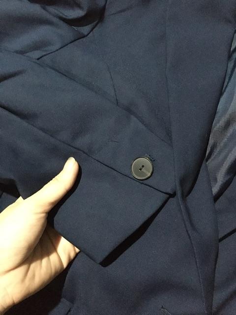 Áo vest blazer Mng