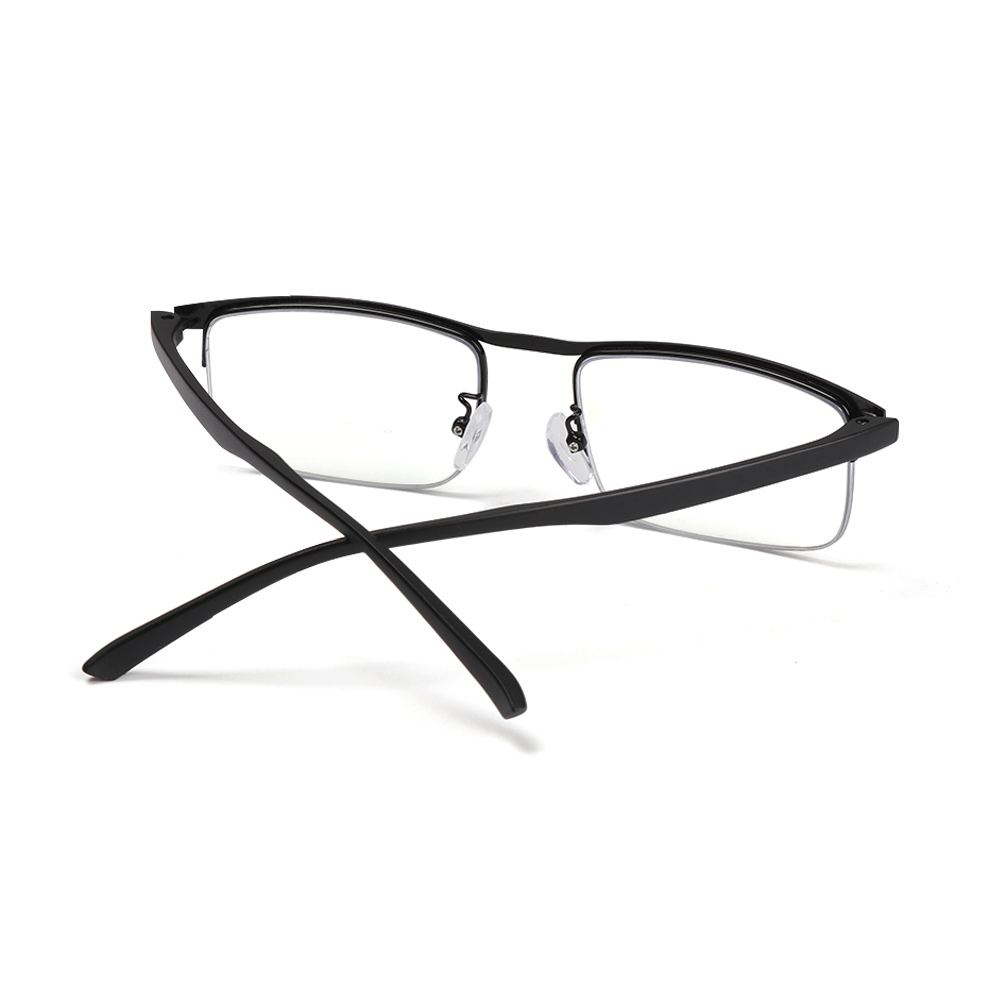 XIANSTORE Anti-fatigue Anti Blue Light Reading Glasses Anti-UV Multifocal Bifocal Eyewear Progressive Presbyopic Eyeglasses Men Women Fashion Anti-blue Rays Retro...