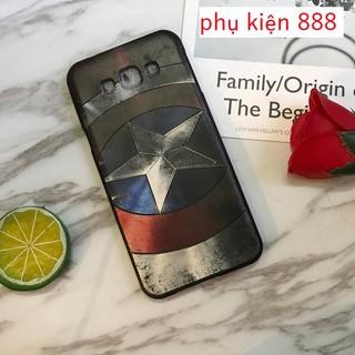 Ốp lưng Samsung Galaxy A8 hình khiên – OL2810