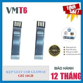 Kẹp giấy Mini USB Gloway G02 (16G) tiện sử dụng