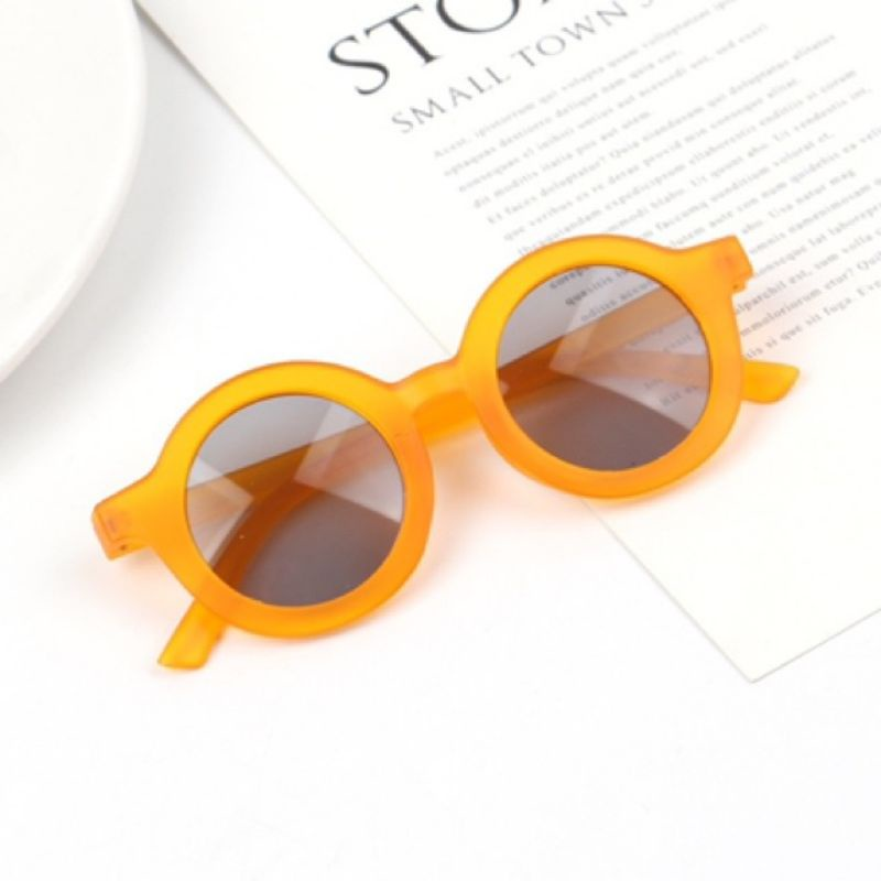 kính mắt râm bé trai bé gái ngăn bụi, thời trang, chống tia UV