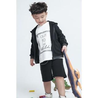 IVY moda áo khoác bé trai MS 77K0565