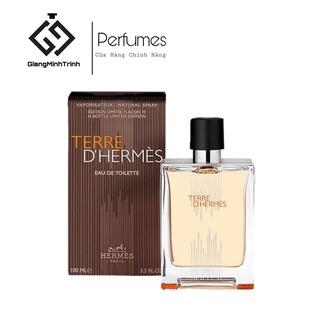 [Chai Auth] Nước Hoa Terre d HM Flacon H 2021 Parfum thumbnail