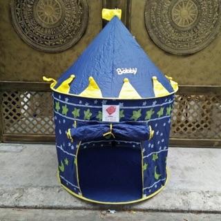Lều lâu đài cho bé