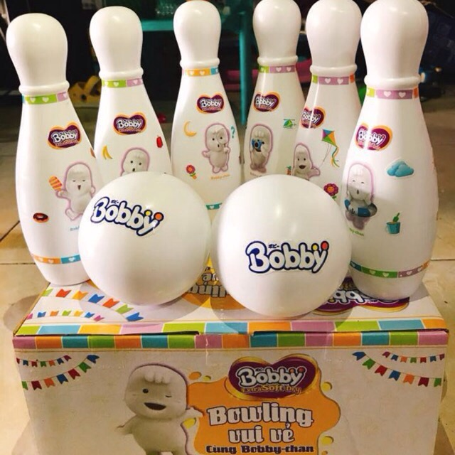 Bộ bowling bobby 6 chuỳ 2 bóng - 2882435 , 1025834776 , 322_1025834776 , 70000 , Bo-bowling-bobby-6-chuy-2-bong-322_1025834776 , shopee.vn , Bộ bowling bobby 6 chuỳ 2 bóng