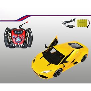 Mô hình xe ĐKTX Cảm Ứng Trọng Lực Vô Lăng Cỡ Lớn 1:12