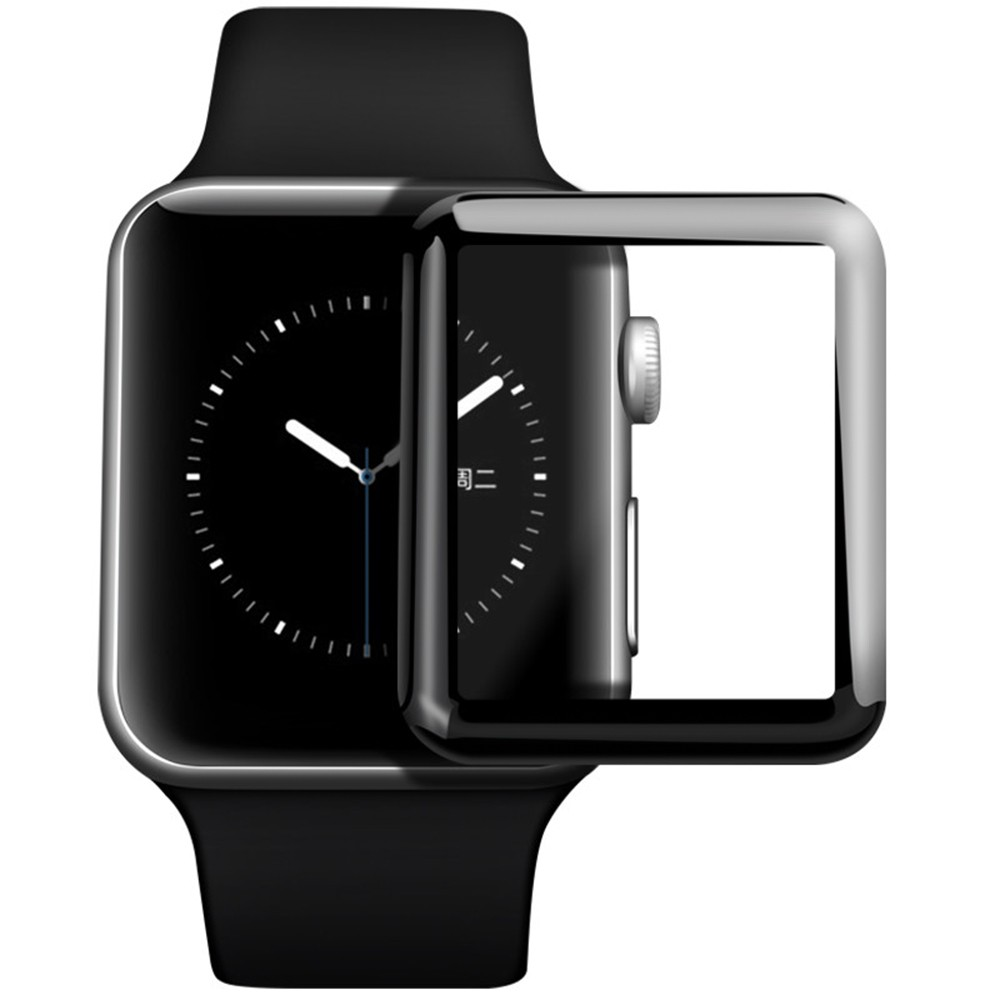 3d Tempered Glass Screen Protector For Apple Watch Series 1 2 3 4 5 44mm 40mm 38mm 42mm